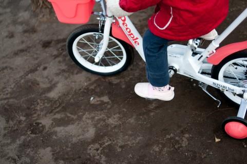 垂水健康公園で子供と遊ぶ!自転車の練習もしてきた!