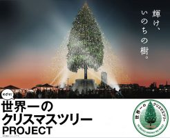世界一神戸クリスマスツリー